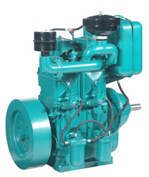 Water Cooled Diesel Engine  12 to 28 HP