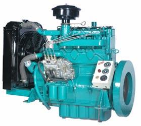 Water Cooled Diesel Engine  28 to 150 HP
