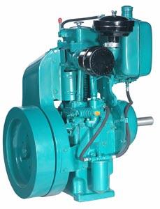 Air Cooled Diesel Engine  3.5 to 10 HP