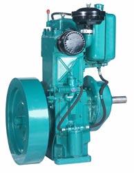Water Cooled Diesel Engine  3.5 to 16 HP