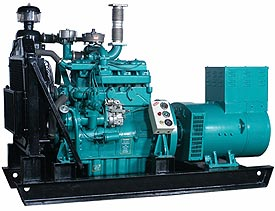 Gas Generating Sets Water Cooled   15 to 82.5 KVA