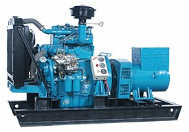 Water Cooled  Single Phase Generating Sets 20 to 100 KVA